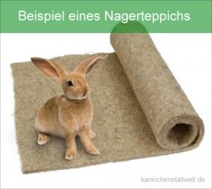 nagerteppich-fuer-winterfesten-kaninchenstall
