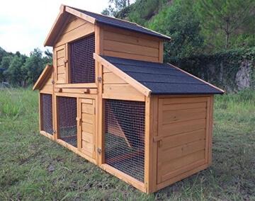 zopplier-kaninchenstall-kleintierhaus-hasenstall-kleintierkaefig-nr-01-moehrchen-mit-seitenfluegeln-2